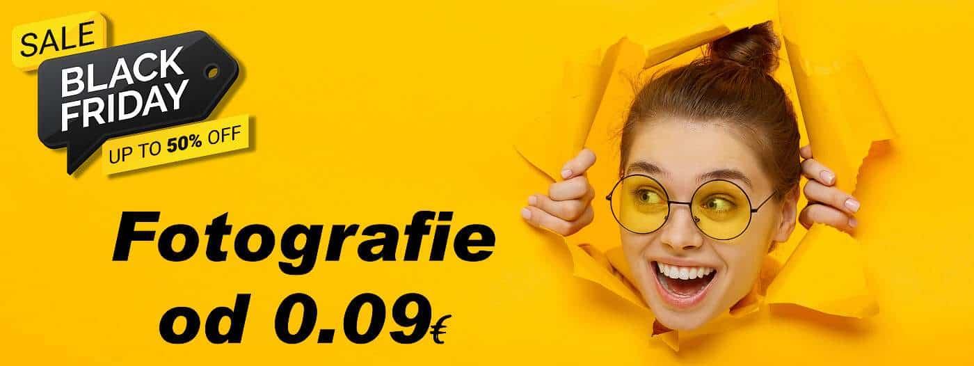 black friday vyvolanie fotiek za 0,09€